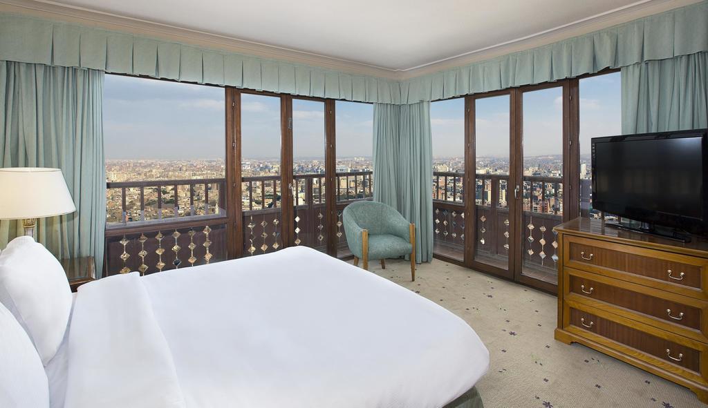 هيلتون القاهرة للشقق الفندقية بمركز التجارة العالمى-28 من 47 الصور