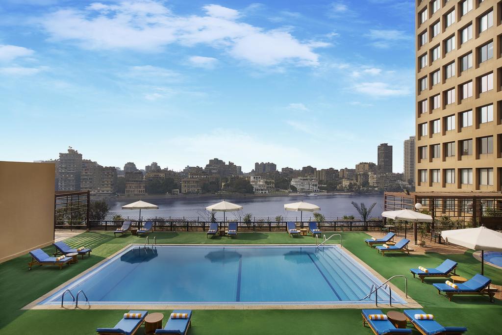 هيلتون القاهرة للشقق الفندقية بمركز التجارة العالمى-29 من 47 الصور