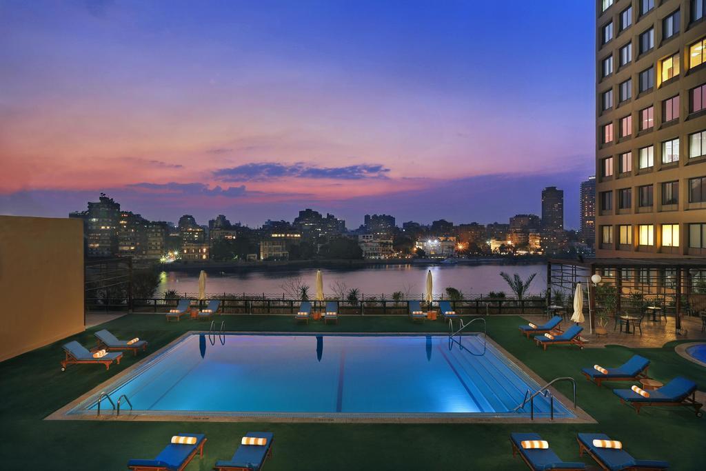 هيلتون القاهرة للشقق الفندقية بمركز التجارة العالمى-30 من 47 الصور