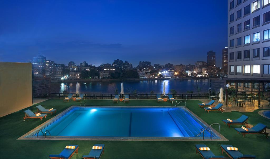 هيلتون القاهرة للشقق الفندقية بمركز التجارة العالمى-31 من 47 الصور