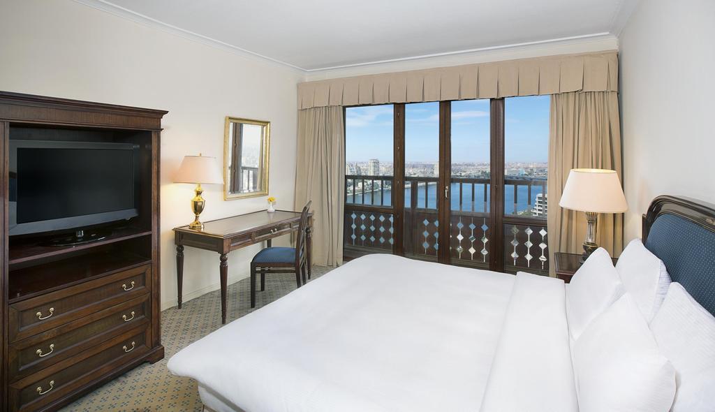 هيلتون القاهرة للشقق الفندقية بمركز التجارة العالمى-33 من 47 الصور