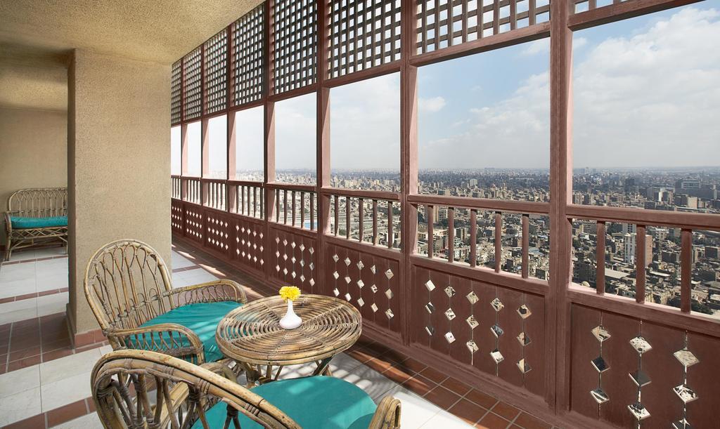 هيلتون القاهرة للشقق الفندقية بمركز التجارة العالمى-34 من 47 الصور
