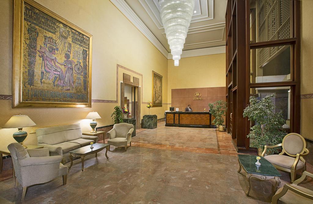 هيلتون القاهرة للشقق الفندقية بمركز التجارة العالمى-37 من 47 الصور