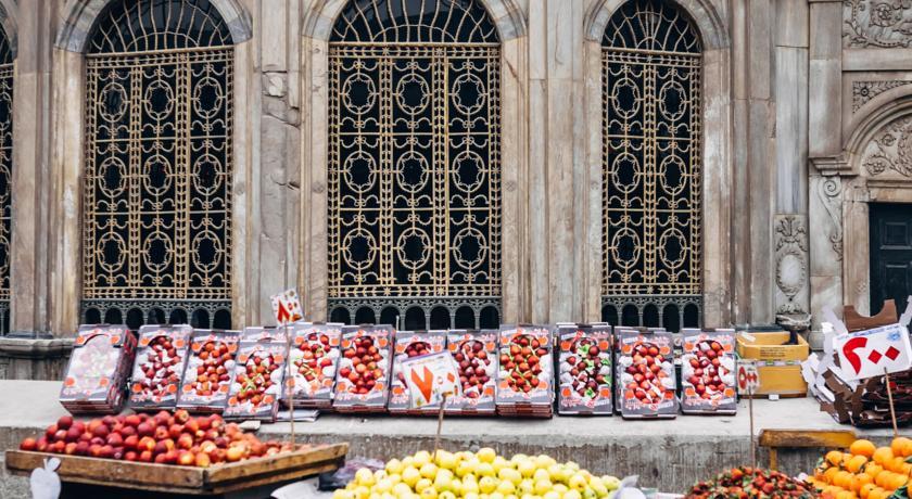 هيلتون القاهرة للشقق الفندقية بمركز التجارة العالمى-41 من 47 الصور