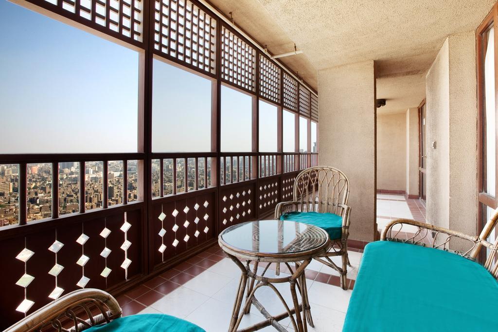 هيلتون القاهرة للشقق الفندقية بمركز التجارة العالمى-8 من 47 الصور