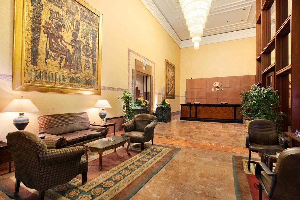 هيلتون القاهرة للشقق الفندقية بمركز التجارة العالمى-9 من 47 الصور
