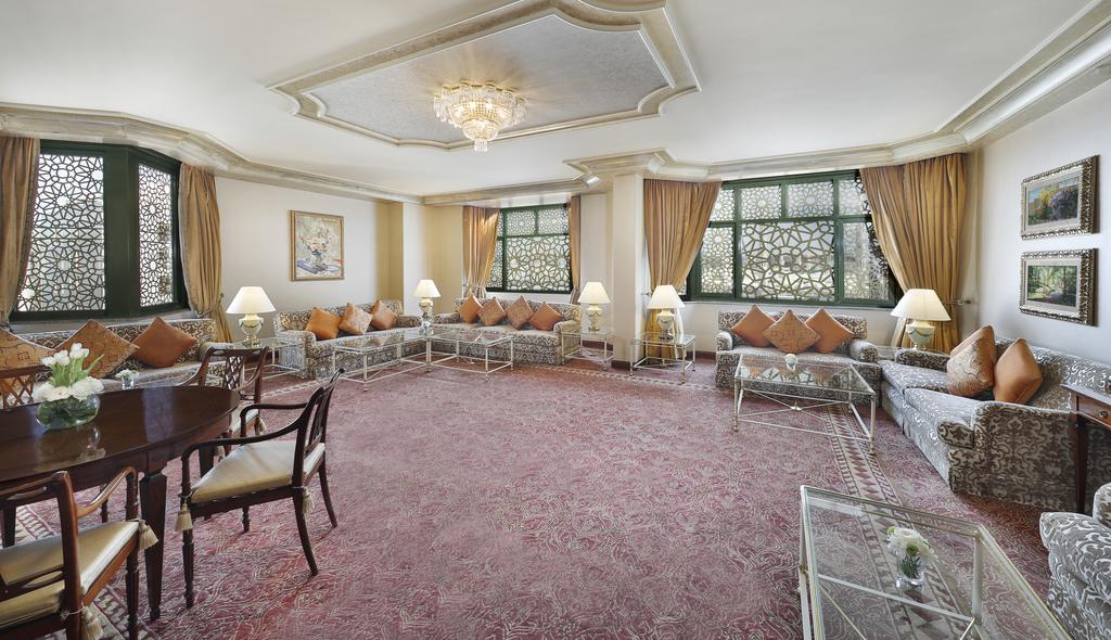 Madinah Hilton Hotel-21 of 43 photos