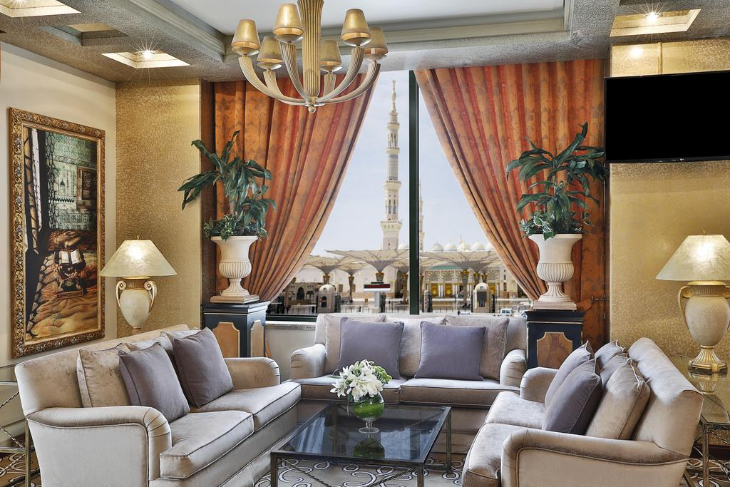 Madinah Hilton Hotel-34 of 43 photos