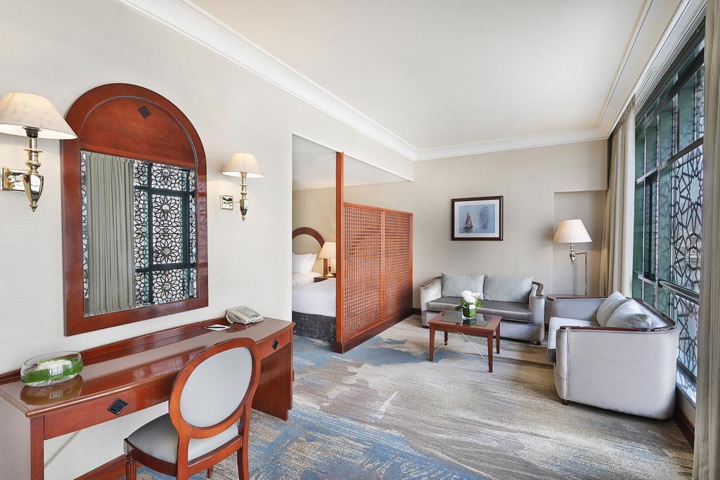 Madinah Hilton Hotel-42 of 43 photos