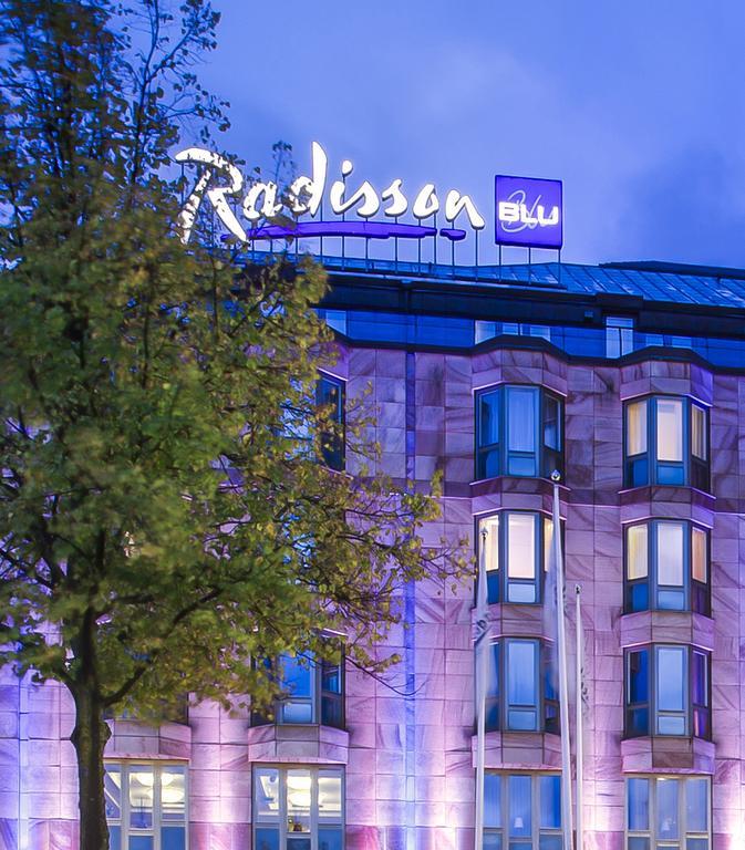 radisson blu scandinavia hotell göteborg