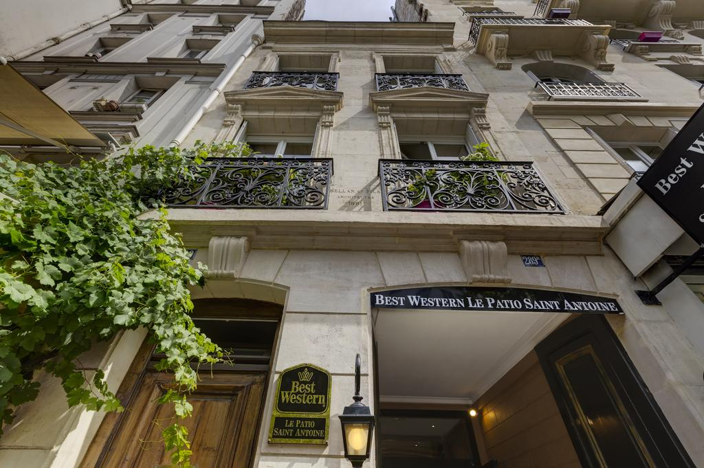 احجز في Le Patio Bastille Ex Best Western Le Patio Saint Antoine