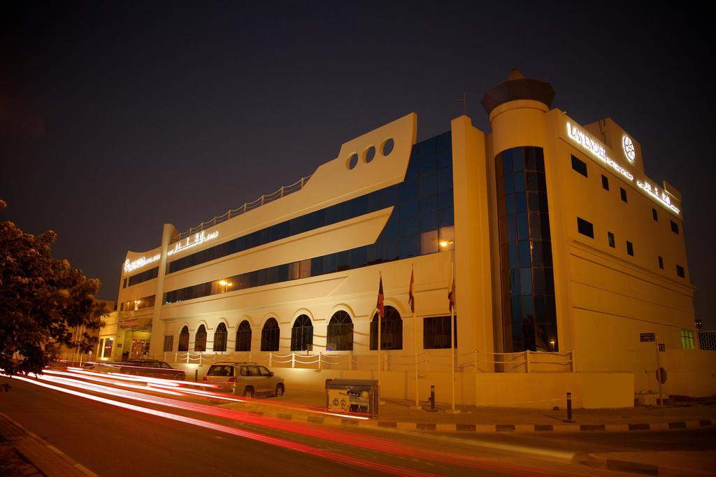 Lavender Hotel Sharjah (Previously Lords Hotel)-2 of 38 photos