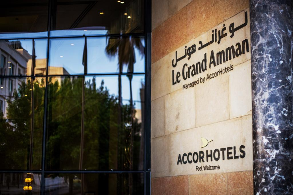 Le Grand Amman Managed By Accor Hotels-14 of 46 photos