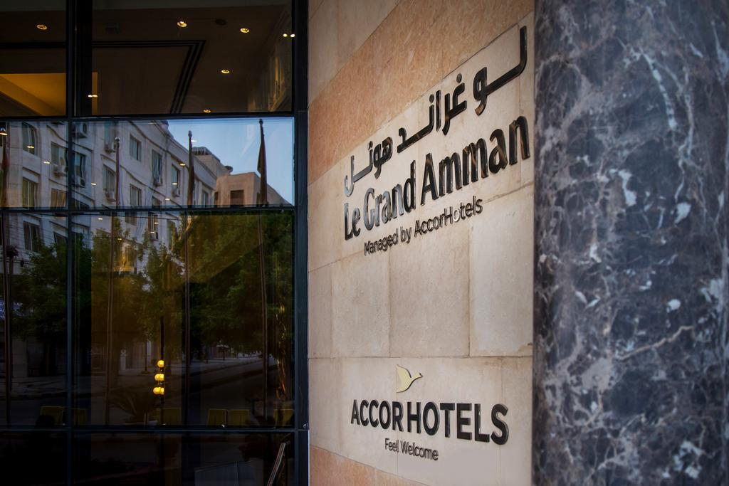 Le Grand Amman Managed By Accor Hotels-15 of 46 photos