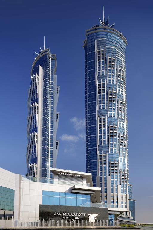 JW Marriott Marquis Hotel Dubai-1 of 47 photos