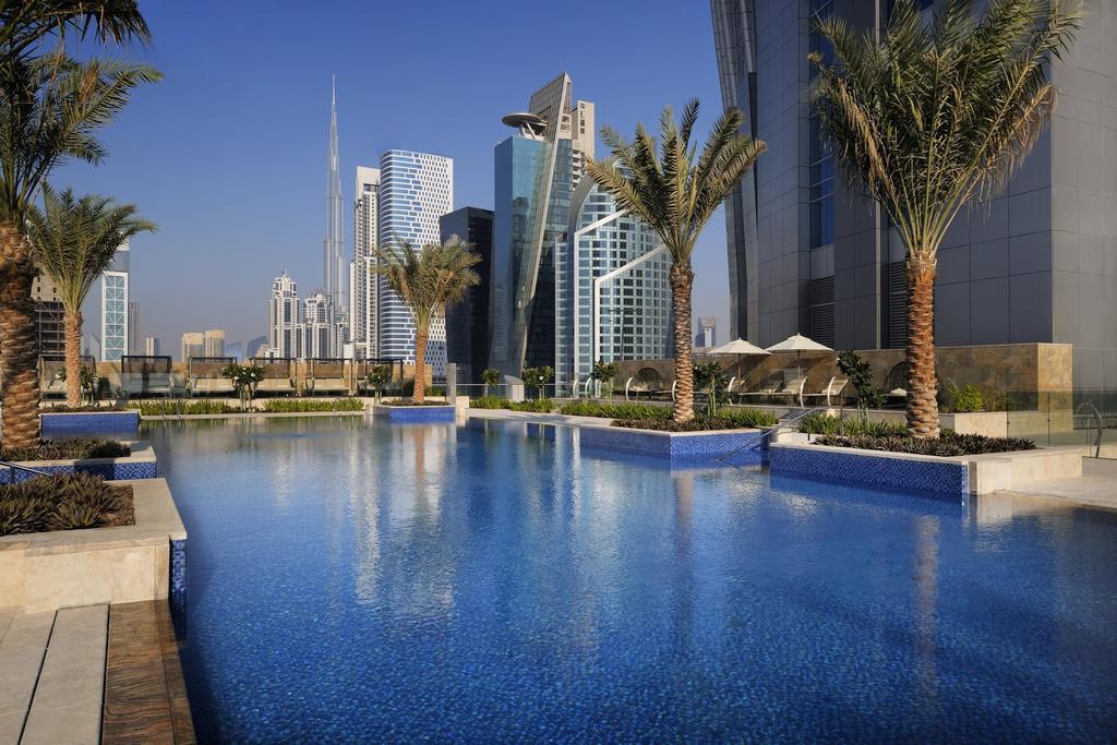 JW Marriott Marquis Hotel Dubai-6 of 47 photos
