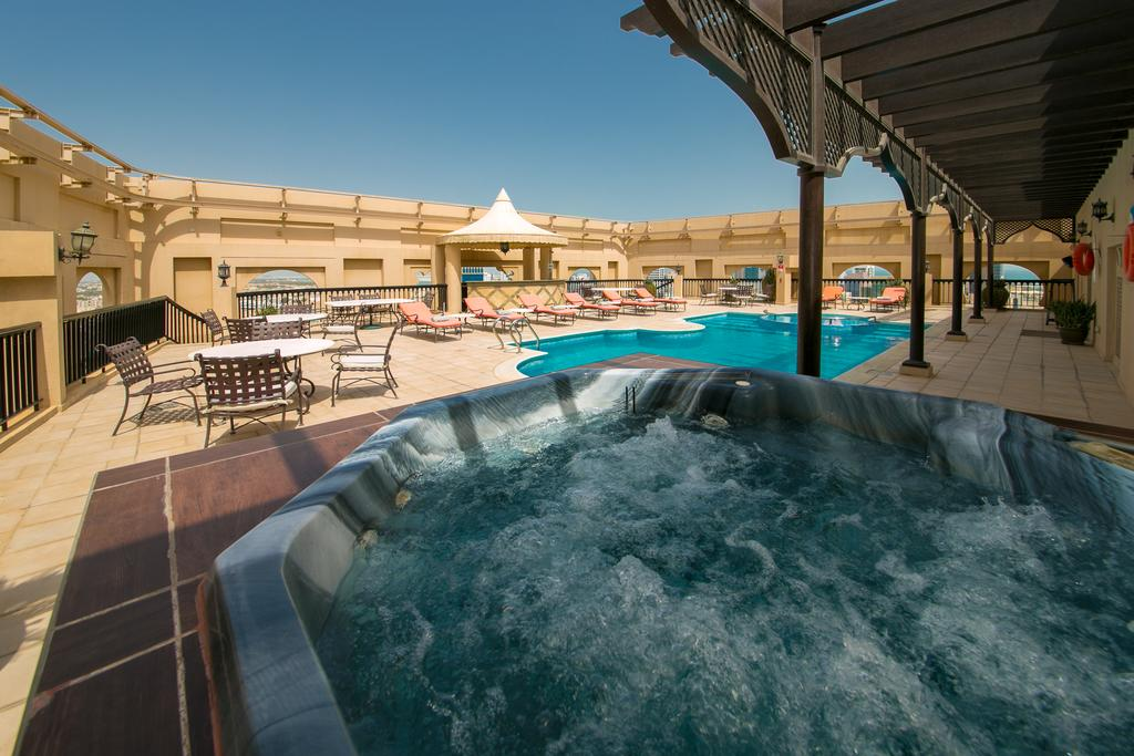 Mercure Grand Hotel Seef / All Suites-34 of 37 photos