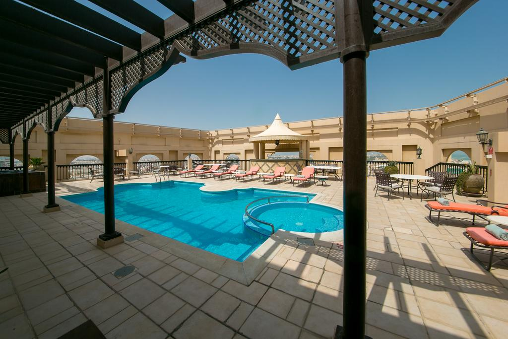 Mercure Grand Hotel Seef / All Suites-35 of 37 photos
