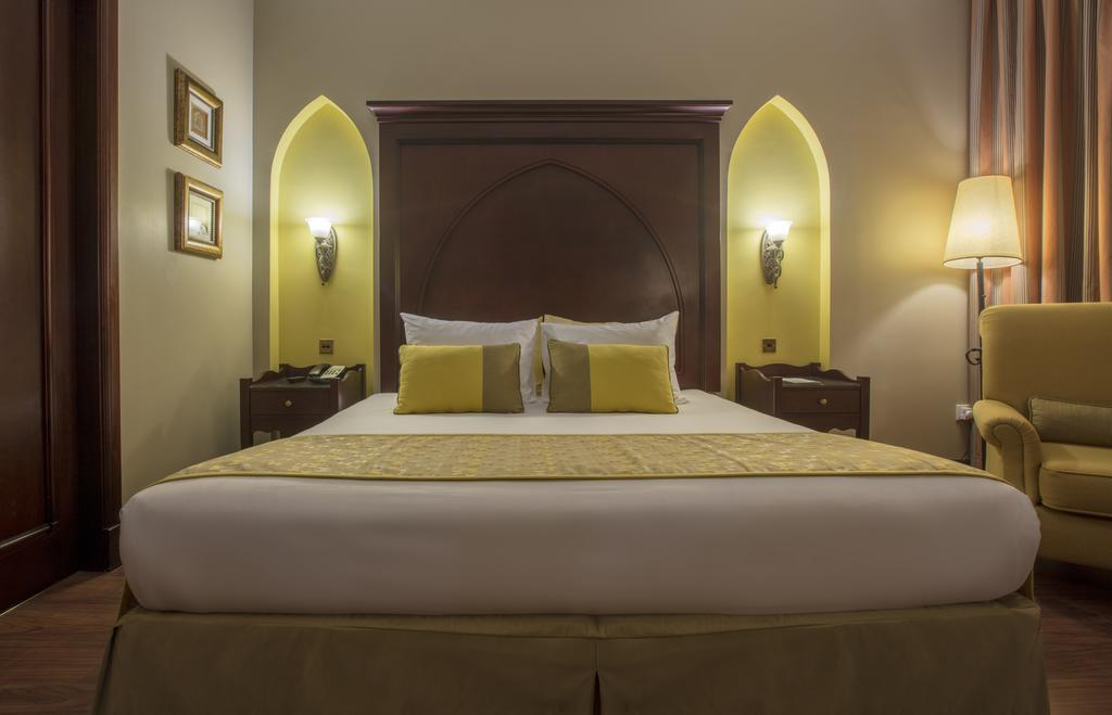 Mercure Grand Hotel Seef / All Suites-40 of 37 photos