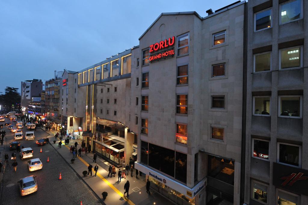 Zorlu Grand Hotel Trabzon-1 of 39 photos
