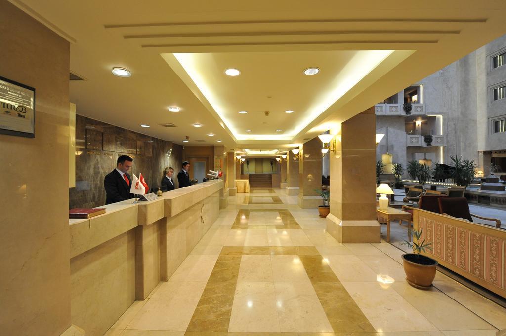 Zorlu Grand Hotel Trabzon-39 of 39 photos