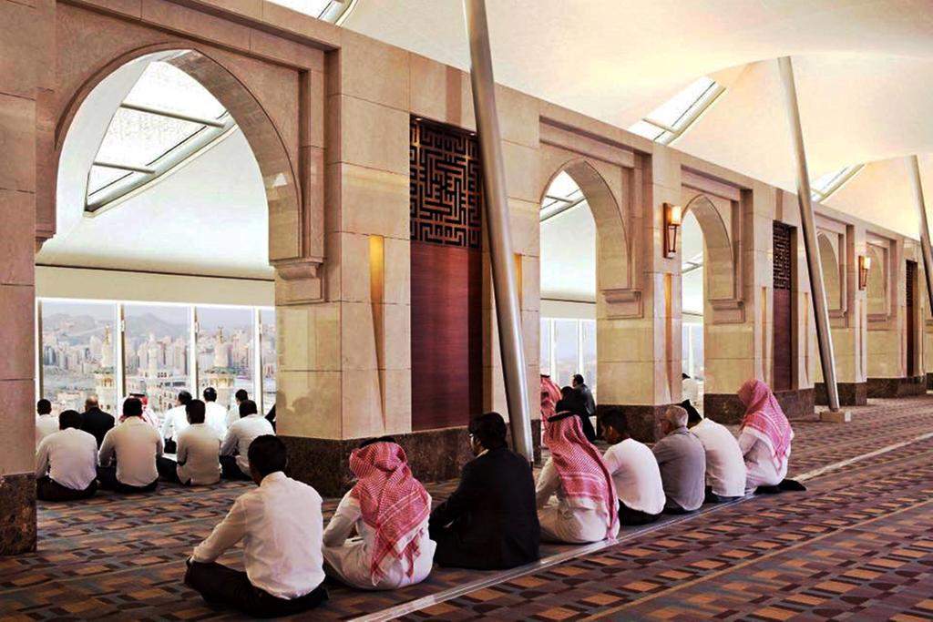 برج ساعة مكة الملكي، فندق فيرمونت-38 من 43 الصور