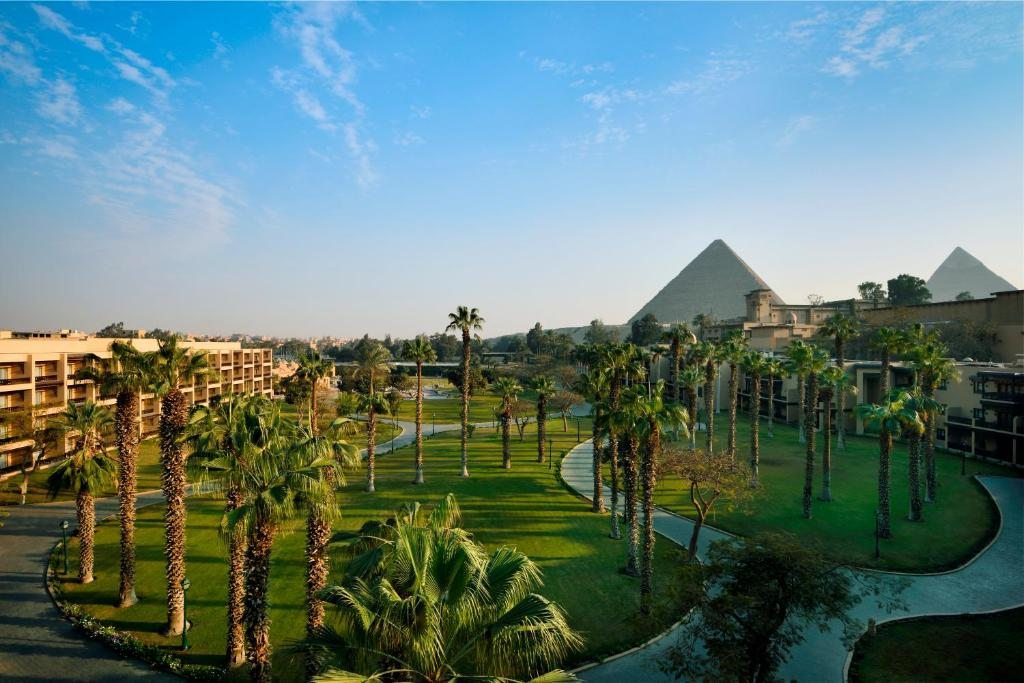 فندق ماريوت مينا هاوس القاهرة-2 من 62 الصور