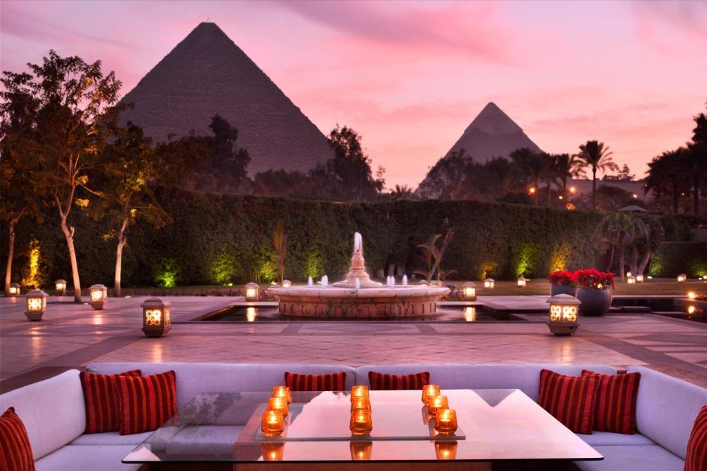 فندق ماريوت مينا هاوس القاهرة-28 من 62 الصور