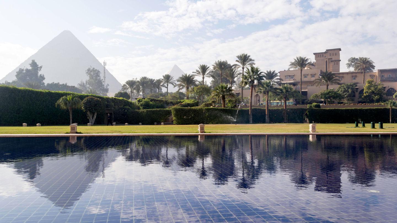 فندق ماريوت مينا هاوس القاهرة-54 من 62 الصور