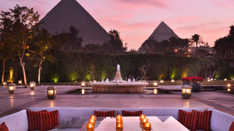 فندق ماريوت مينا هاوس القاهرة-57 من 62 الصور