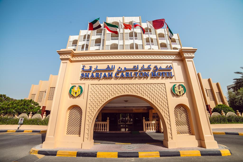 Sharjah Carlton Hotel-11 of 46 photos