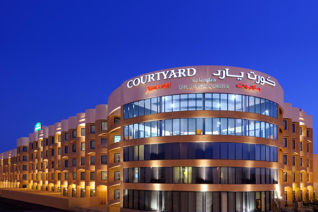 Courtyard Riyadh By Marriott Diplomatic Quarter
