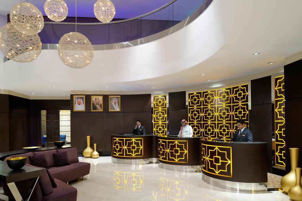 كورتيارد الرياض باي ماريوت دبلوماتيك كوارتر-35 من 35 الصور