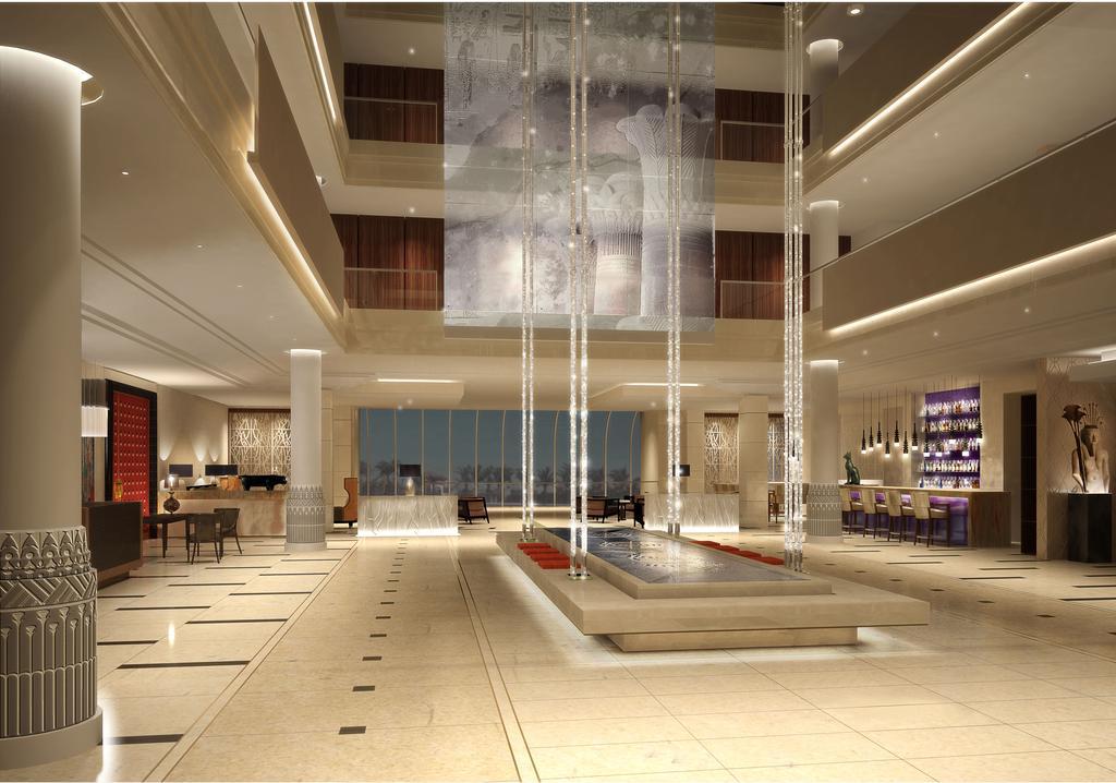 فندق رينيسانس كايرو ميراج سيتى-3 من 39 الصور