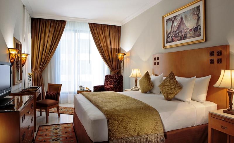Mercure Hotel Apartments Dubai Barsha Heights-10 of 61 photos