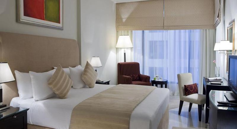 Mercure Hotel Apartments Dubai Barsha Heights-9 of 61 photos