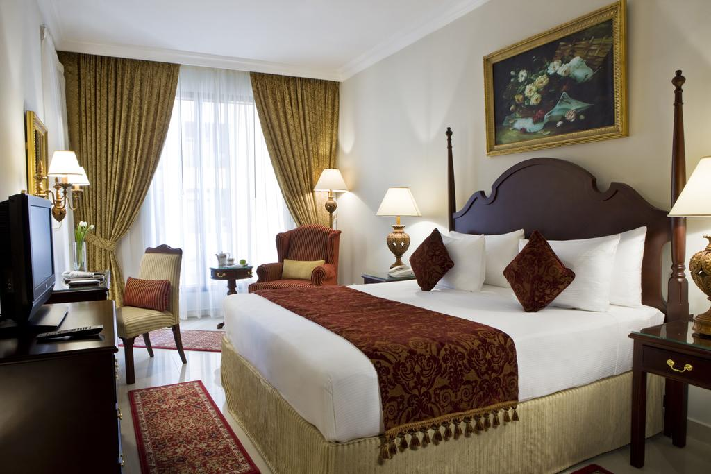 Mercure Hotel Apartments Dubai Barsha Heights-15 of 61 photos