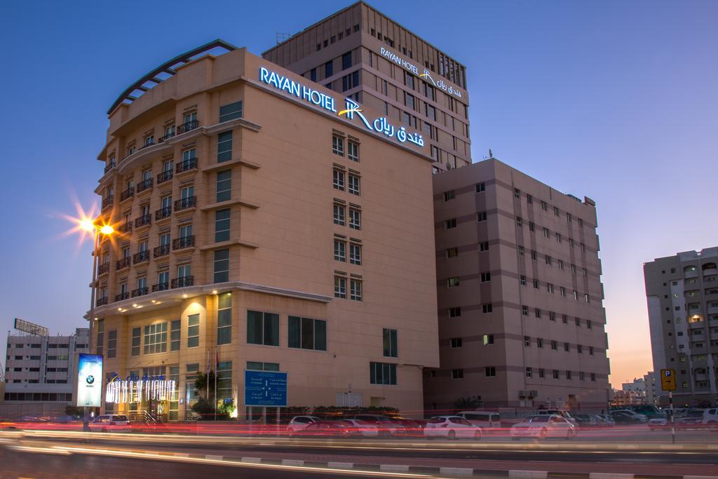 Rayan Hotel Sharjah-2 of 47 photos