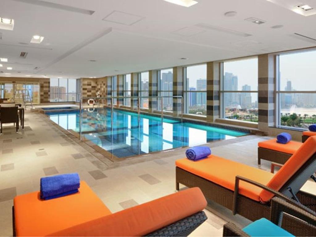 Al Majaz Premiere Hotel Apartments-32 of 43 photos
