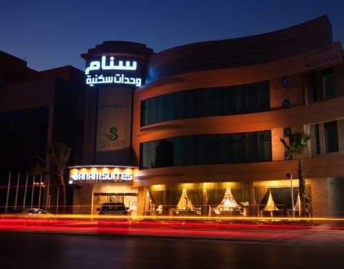 فندق سنام سويتس - الرياض-20 من 42 الصور