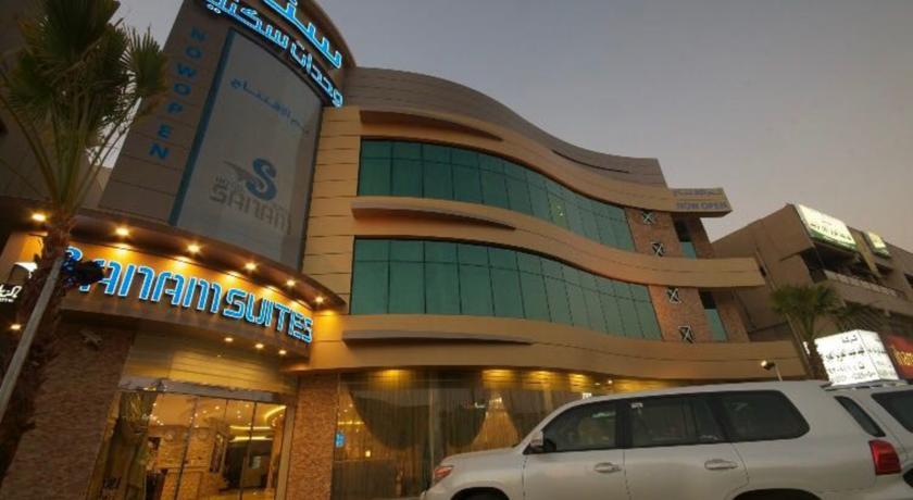 فندق سنام سويتس - الرياض-22 من 42 الصور