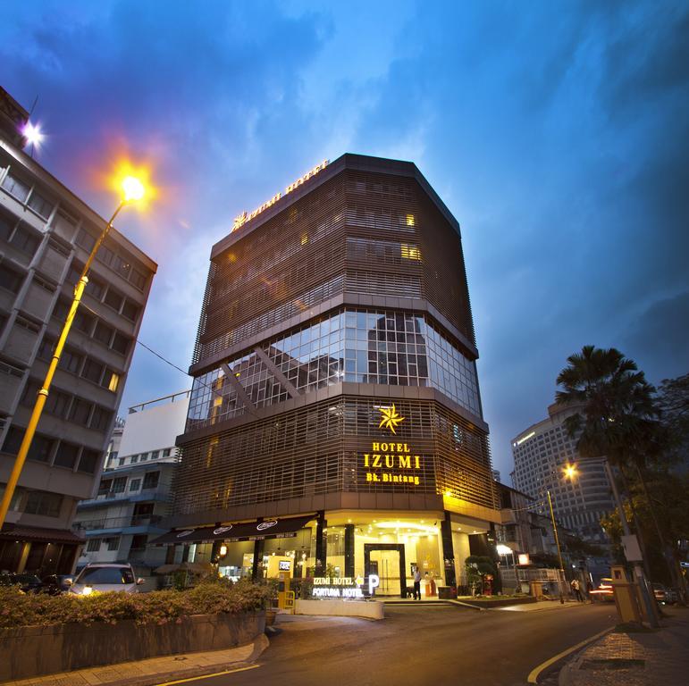 إيزومي هوتل بوكيت بينجتانج-2 من 42 الصور
