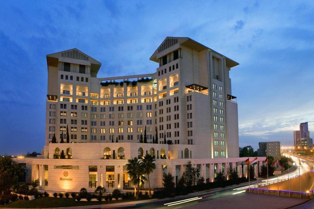 Sheraton Amman Al-Nabil Hotel-24 of 46 photos