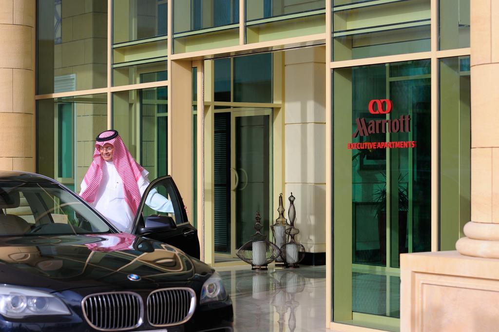 شقق ماريوت الفندقية الرياض-13 من 23 الصور