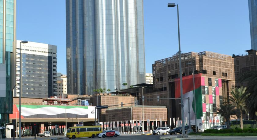 كورت يارد باي ماريوت في مركز أبوظبي التجاري العالمي-38 من 39 الصور