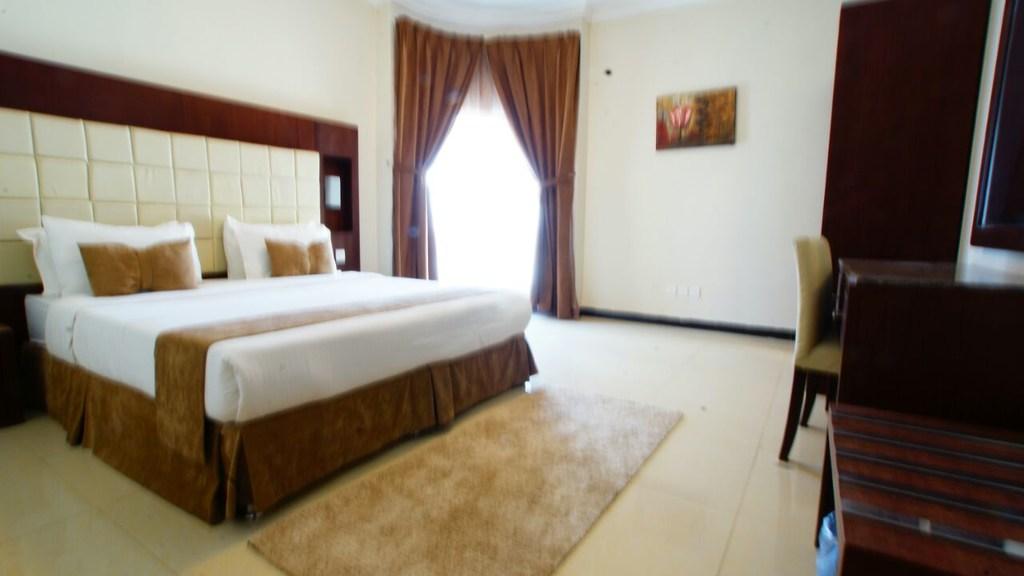Al Muhaidb King Abdulaziz Hotel Apartment-4 من 4 الصور