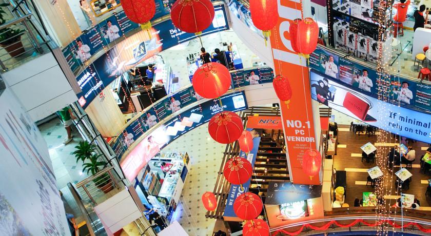 تي-هوتل بوكي بينتانج-35 من 36 الصور