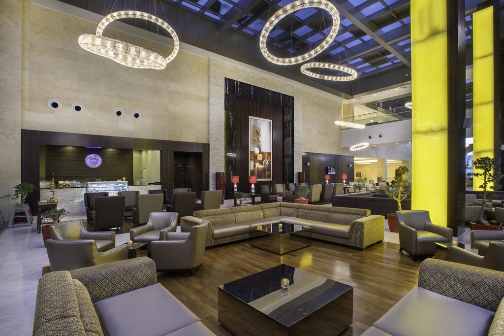 فندق ومركز مؤتمرات كراون بلازا الرياض آر دي سي-34 من 45 الصور