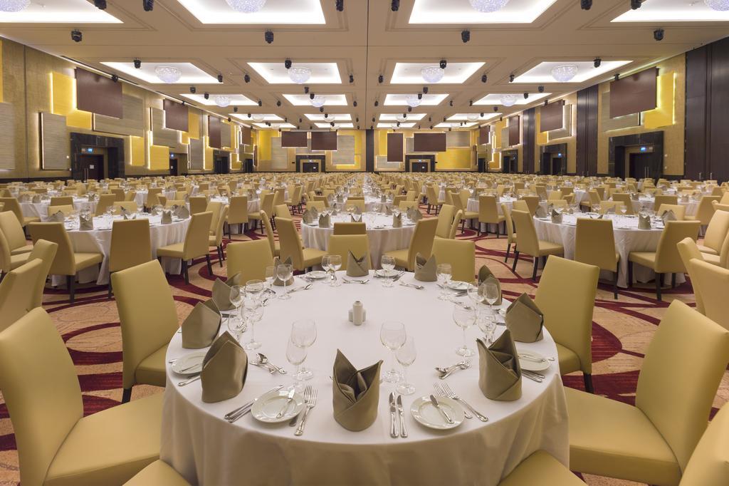 فندق ومركز مؤتمرات كراون بلازا الرياض آر دي سي-40 من 45 الصور