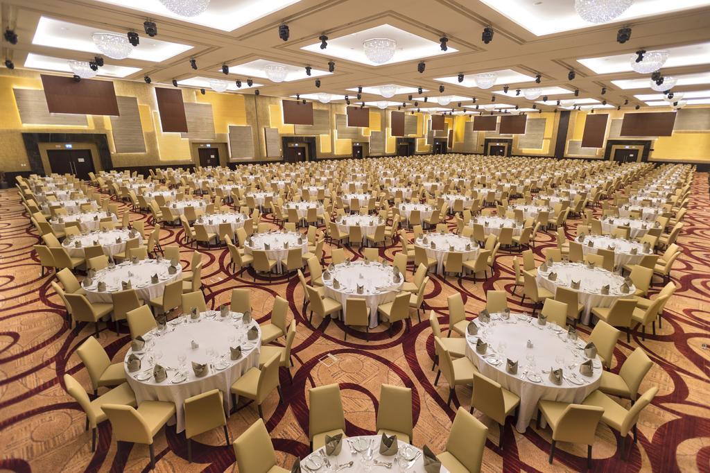 فندق ومركز مؤتمرات كراون بلازا الرياض آر دي سي-41 من 45 الصور